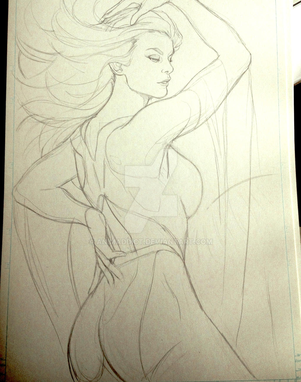 Poison Ivy (WIP) by animaddict