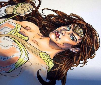 Wonder Woman (wip) by animaddict