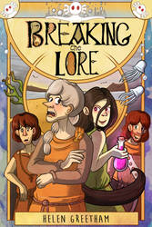 Breaking the Lore - Comic Cover