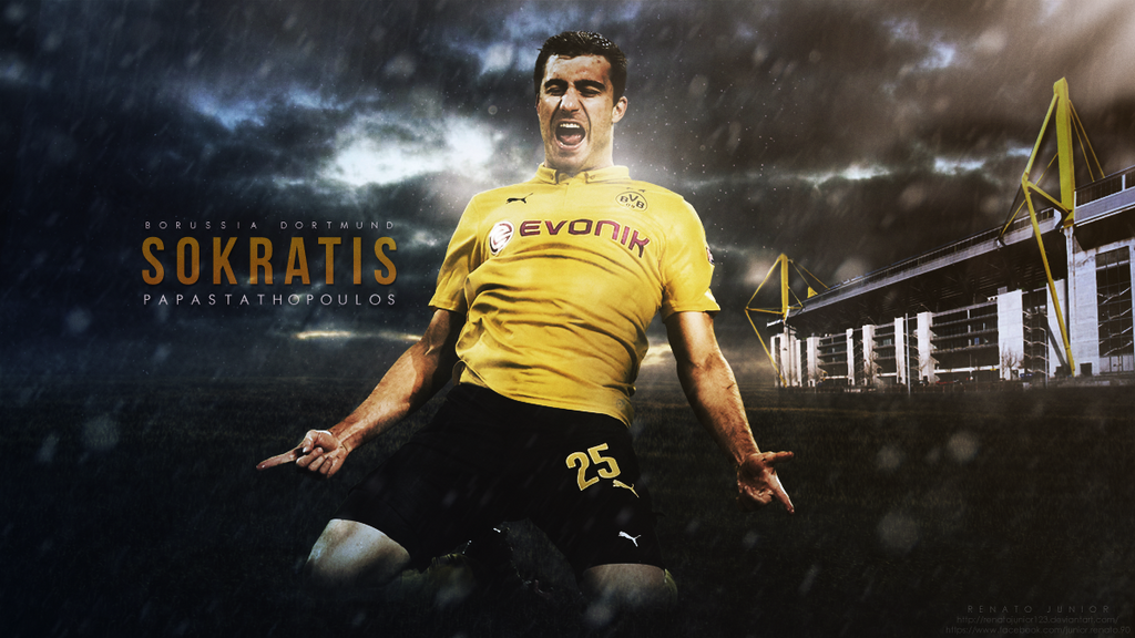 Sokratis By RenatoJunior123 On DeviantArt