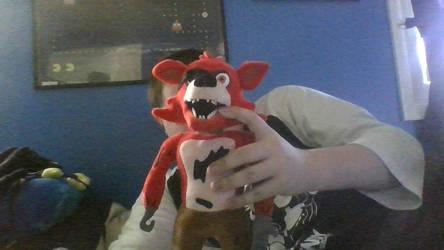 foxy the pirate fox