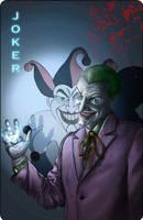 Joker by OzWonderland