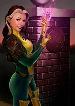 Rogue X-Men Print