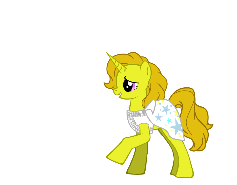 Chica Fnaf As Pony By Kirbybisharp On Deviantart