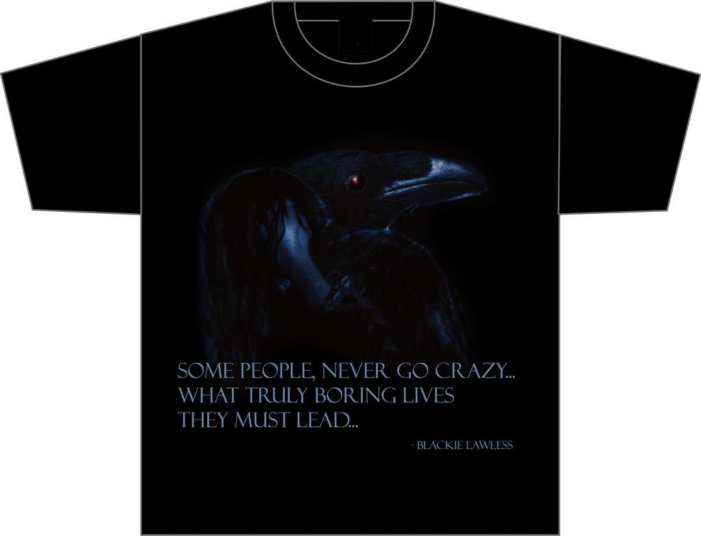W.A.S.P. Shirt Design by rubenick