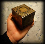 Hellrasier: Lament Configuration puzzle box
