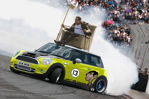 Virtual Tuning: Mini Cooper S - Mr.Bean Edition