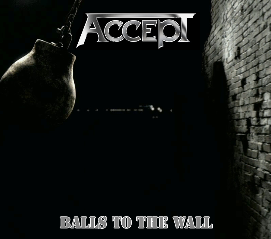 Custom Album Cover: Accept
