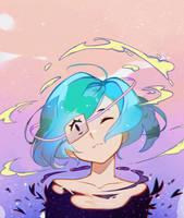 Earth-chan~! by HiroKattsuki