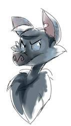Bat Attitude by ImprobableCarny