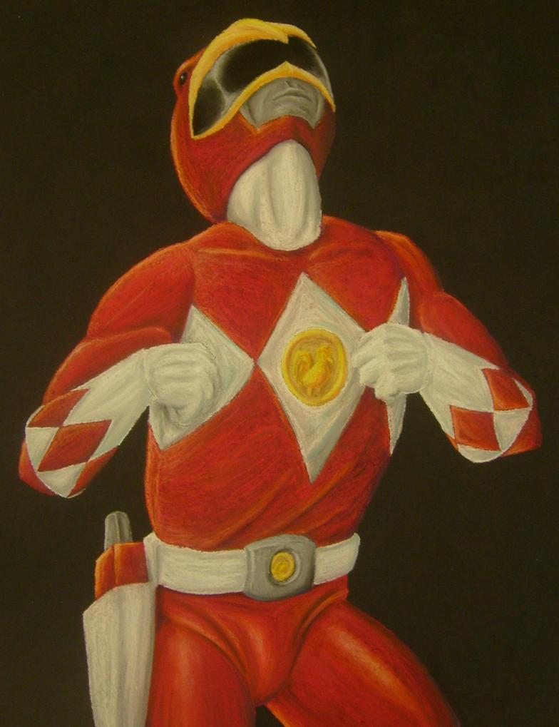 Chicken Ranger by torsoboyprints