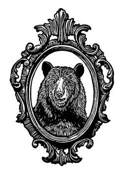 Bear in Frame