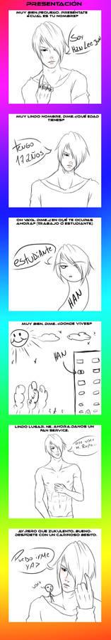 .:Hc:. Actividad 2 meme presentacion Han lee jun