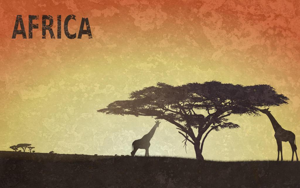 Africa by GregChatzis