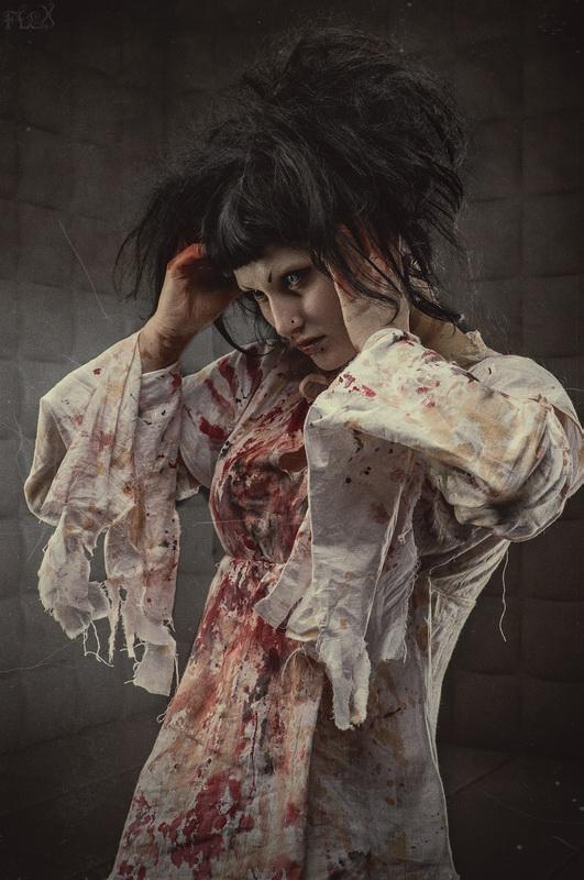 Asylum IV by ReihaRin