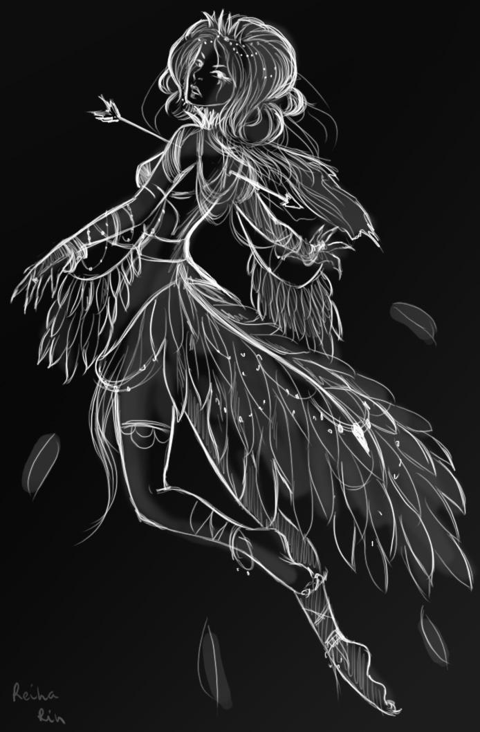 Bird by ReihaRin