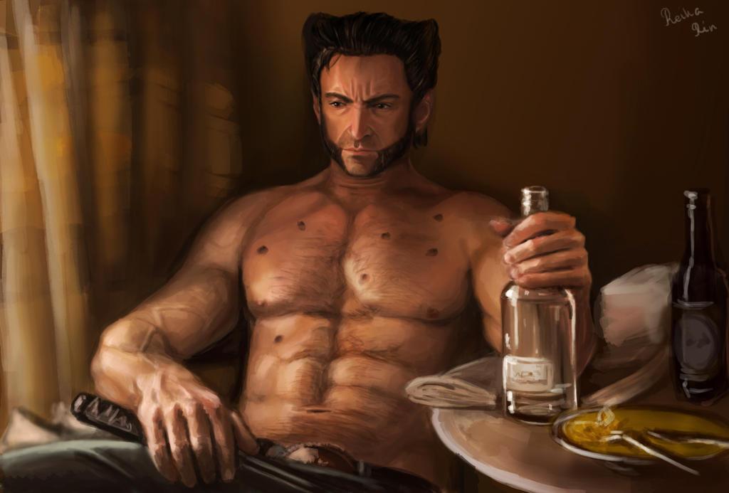 Wolverine by ReihaRin