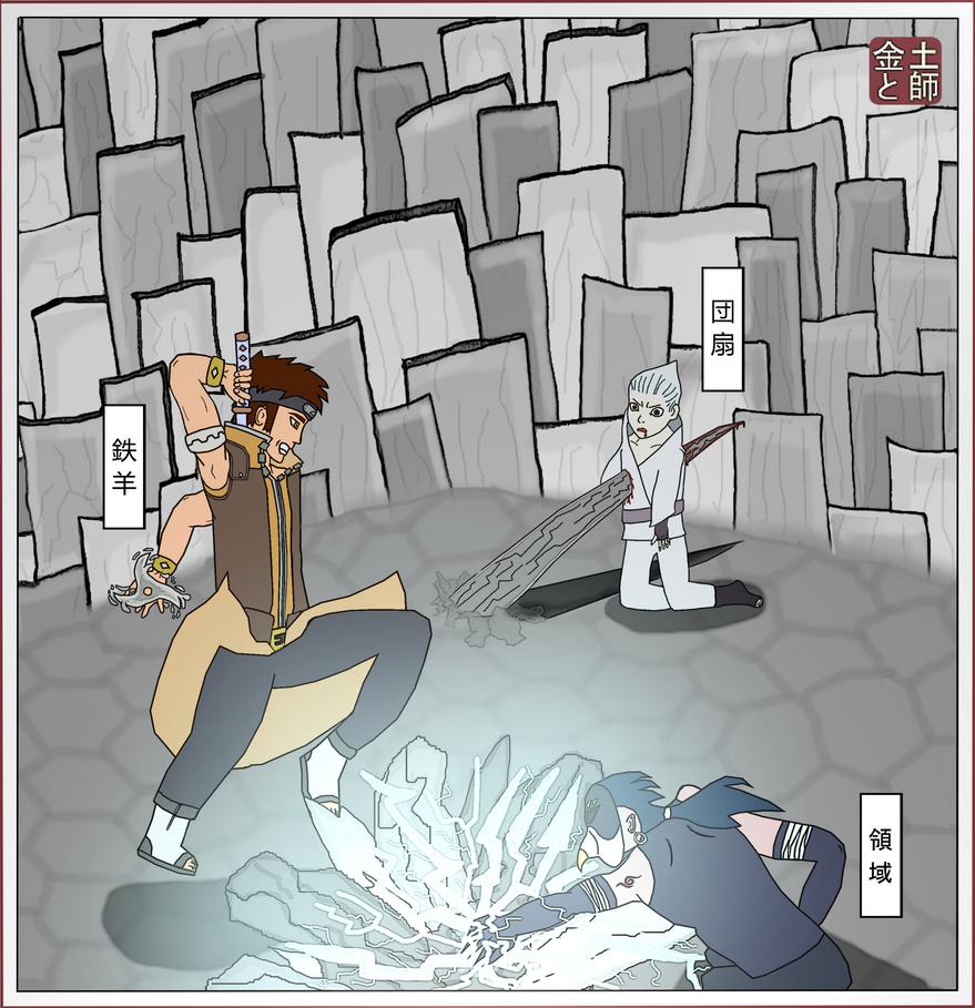 Round 2 Gonto vs Kigen - Unclaimed Property by Gontodoshi
