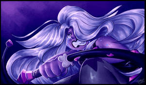 Amethyst - I Never Asked to be Made! (SPEEDPAINT)