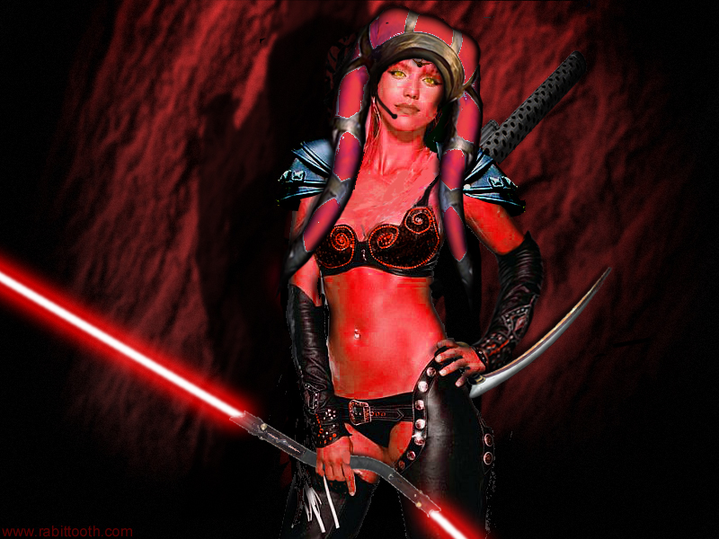 You Dont Want to Mess With Darth Talon « Adafruit