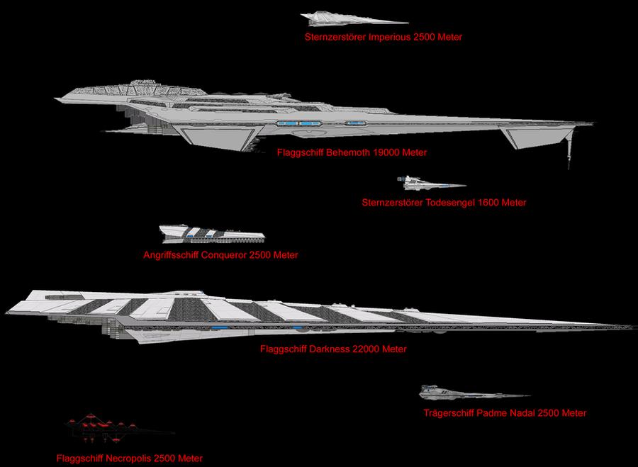star destroyer enterprise size comparison - photo #2