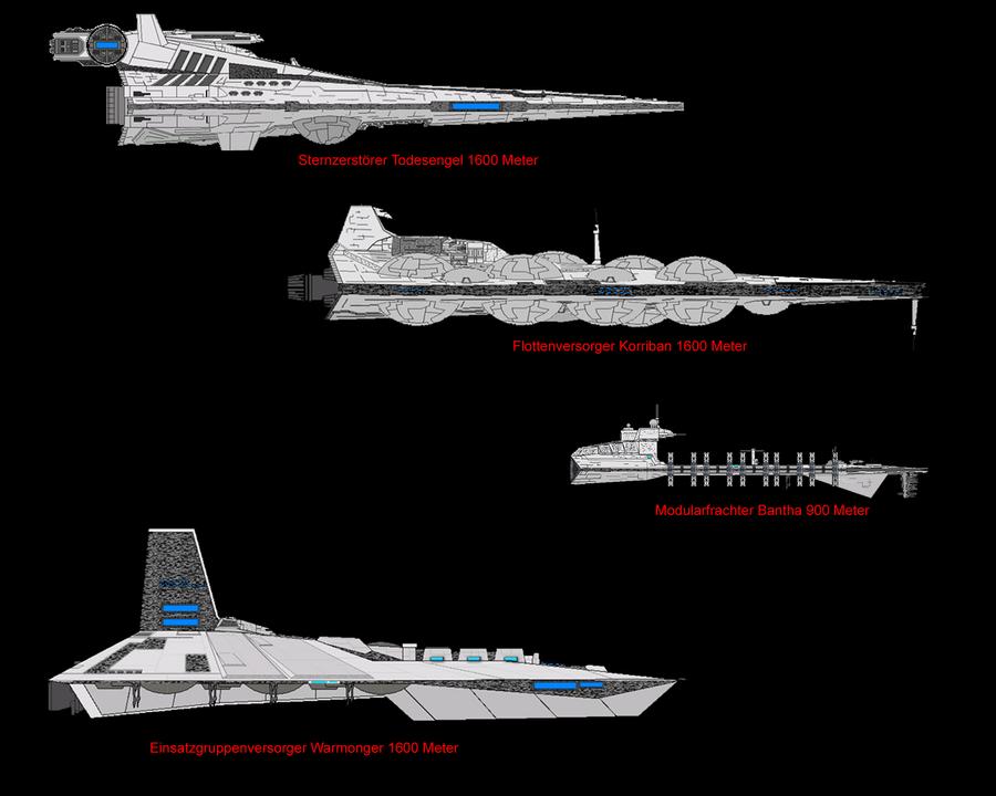 star destroyer enterprise size comparison - photo #44