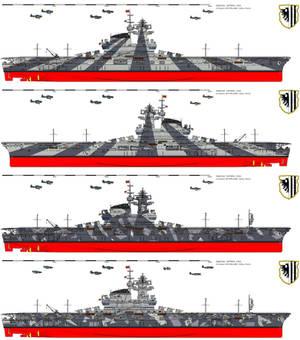 Aircraft Carrier Gerfalke