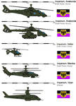 Imperial Combat Helicopters