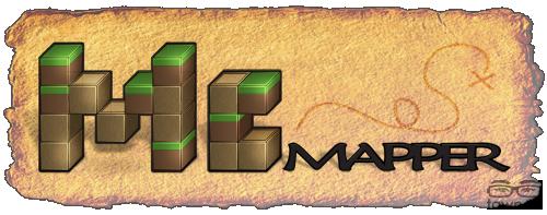 MCmapper Logo Concept by TawnART