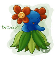 Pokemon - Bellossom by MauraCob
