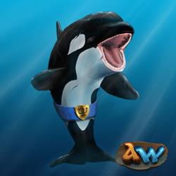 Orca by RothSteady