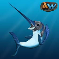 Swordfish by RothSteady