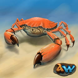Crab by RothSteady