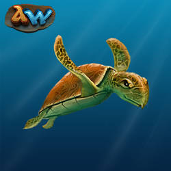 Sea-turtle by RothSteady