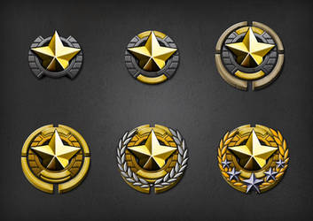 achievement icons-01 by RothSteady
