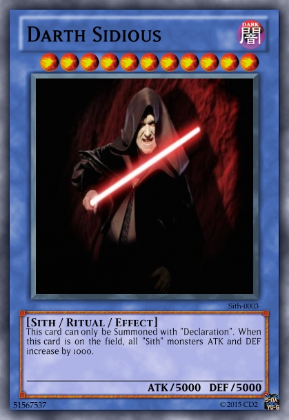 Darth Sidious by CD298
