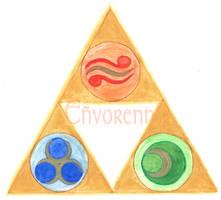 Triforce by Envorenn