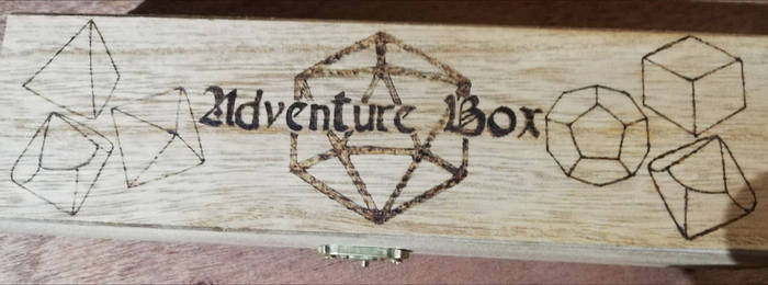 ''Adventure Box'' Prototype 1