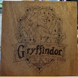 Gryffindor by Envorenn