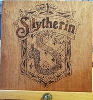 Slytherin by Envorenn