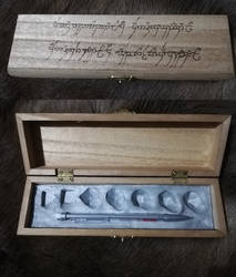 Lord of The Ring Adventure Box