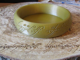 One Ring PLA Bowl