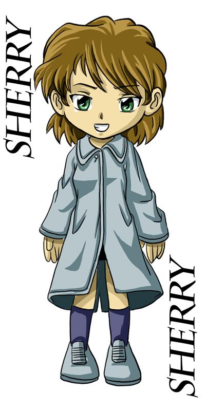 Sherry -Detective Conan- By Kevinsano On DeviantArt