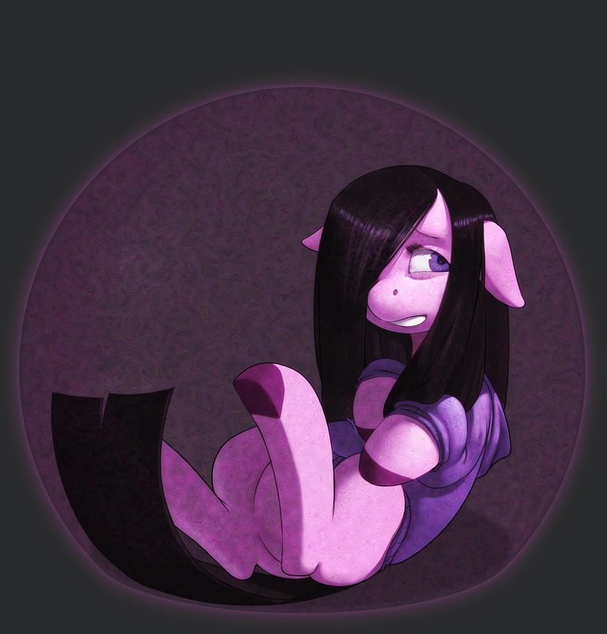 Violet Ponypony by kevinsano