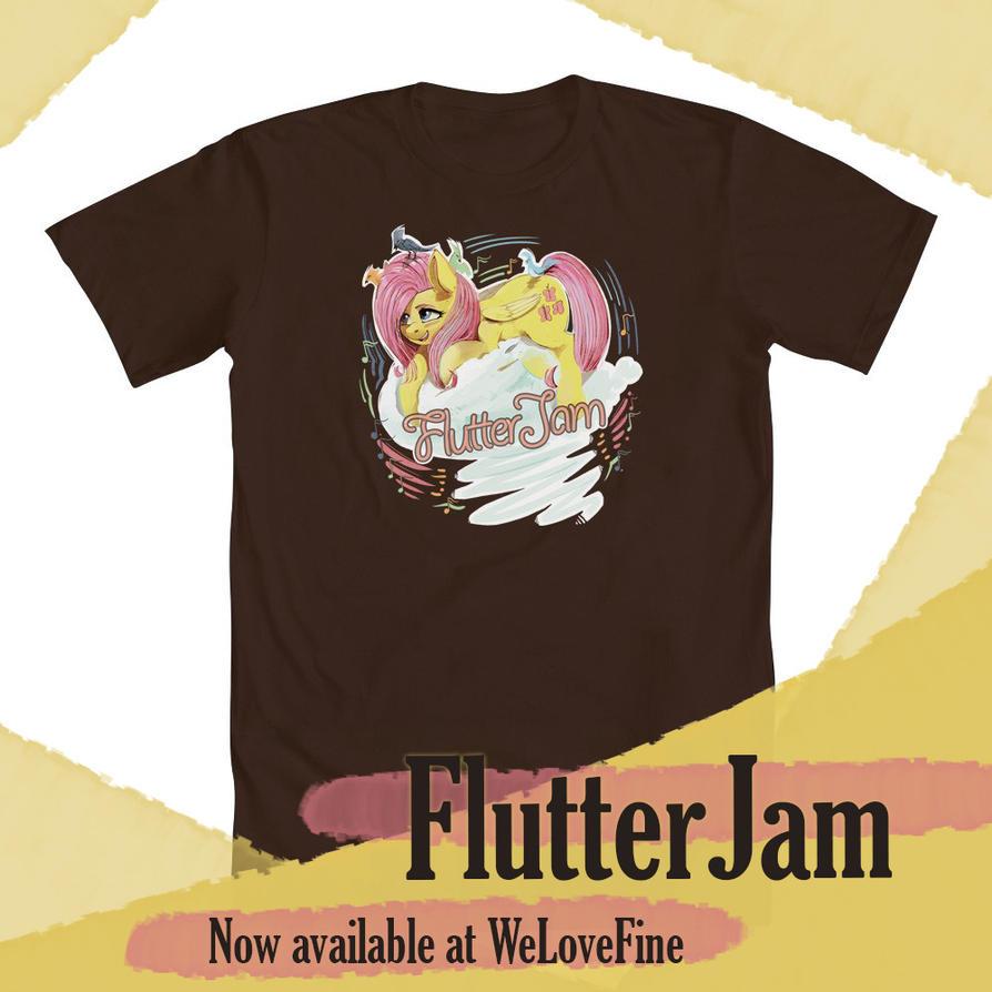 FlutterJam by kevinsano