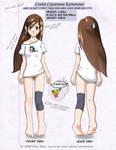 Sonia Character Sheet