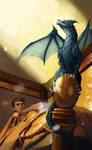 Eragon Awakes by Jacobtm92