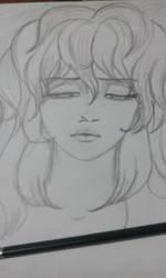 Just a girl by HilemZelda