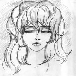 Just a girl (ver 2.0) by HilemZelda