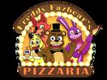 The Pizzaria's Logo